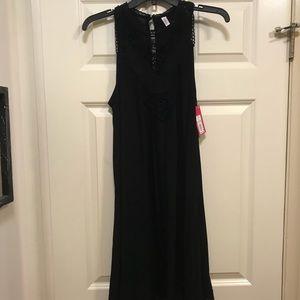 Xhilaration black dress - small / NWT